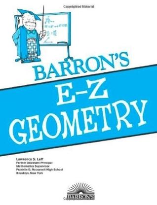 E-Z Geometry  by  Lawrence S. Leff