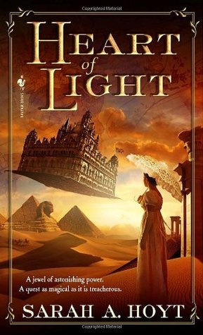 Heart of Light (Magical British Empire, #1)  by  Sarah A. Hoyt
