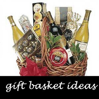 Gift Basket Ideas  by  Pink Panda Publishing