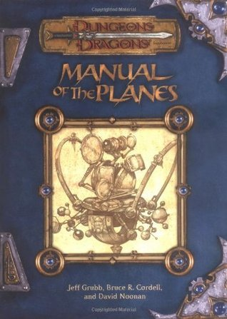 Manual of the Planes Jeff Grubb