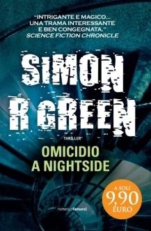 Omicidio a Nightside  by  Simon R. Green