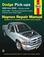 Dodge Pick-ups 2002-2005 Full Size Models Haynes