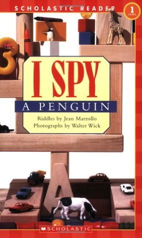 I Spy a Penguin (Scholastic Reader Level 1) Jean Marzollo