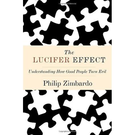 how good people turn evil essay In this essay, i will explore the nature of evil, and the psychology of the human   in 2007, zimbardo published the lucifer effect: how good people turn evil,.