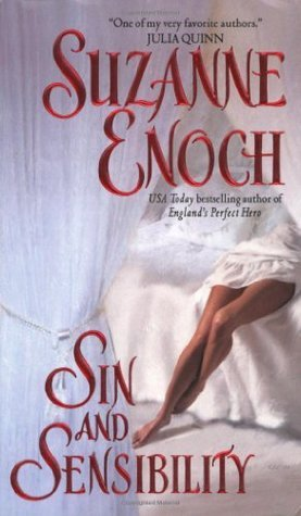 Sin and Sensibility (Griffin Family, #1)  by  Suzanne Enoch