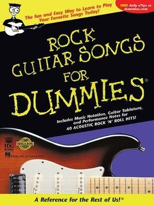 Rock Guitar Songs for Dummies  by  Greg P. Herriges