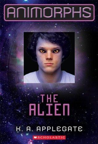 Animorphs #8: The Alien Katherine Applegate