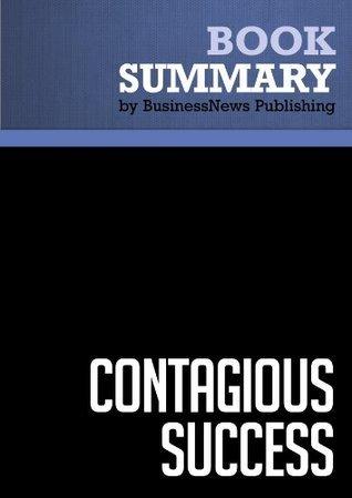 Summary: Contagious Success - Susan Annunzio BusinessNews Publishing