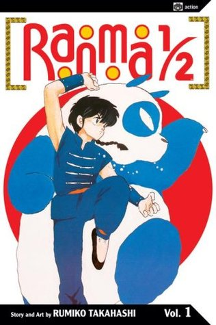 Ranma 1/2, Vol. 1 Rumiko Takahashi