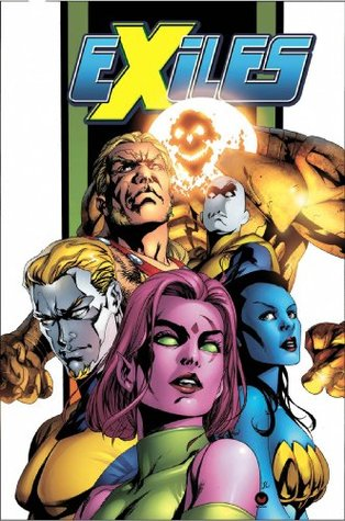 Exiles, Volume 11: Timebreakers  by  Tony Bedard