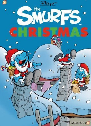 The Smurfs Christmas (The Smurfs Graphic Novels) Peyo