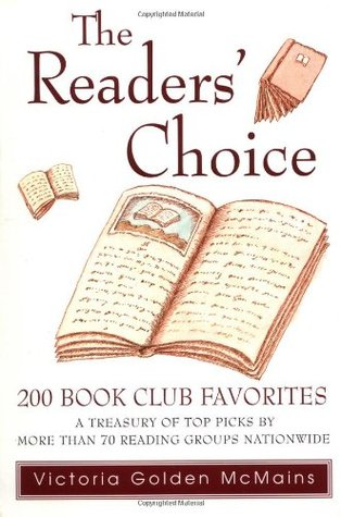 The Readers Choice: 200 Book Club Favorites Victoria Golden McMains