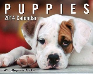 Puppies 2014 Mini Day-to-Day Calendar Andrews McMeel Publishing
