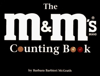 More M& Ms Brand Chocolate Candies Math Barbara Barbieri McGrath
