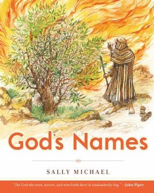 Gods Names Sally  Michael
