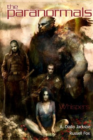 The Paranormals, Vol. 1: Whispers  by  A. Diallo Jackson