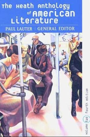 Anthology Of American Literature Volume 1 4th Edition Plus Hawthorne Scarlett Letter Plus New Rivers  by  Paul Lauter