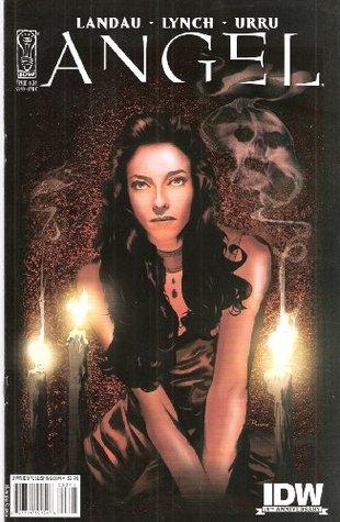 Angel #24 Cover B  by  Juliet Landau & Brian Lynch