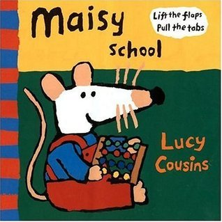 Maisy Goes to School: Mini Edition  by  Lucy Cousins