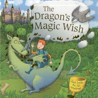 The Dragons Magic Wish: Peek inside the 3D windows!  by  Dereen Taylor