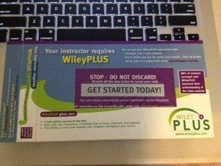 Wileyplus Access Code WileyPlus