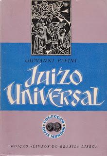 Juízo Universal  by  Giovanni Papini
