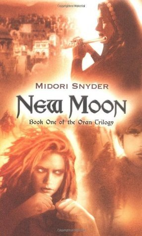 New Moon (The Oran Trilogy #1)  by  Midori Snyder