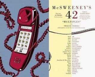 McSweeneys #42 Adam Thirlwell
