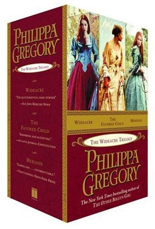 The Wideacre Trilogy: Wideacre + The Favoured Child + Meridon Philippa Gregory