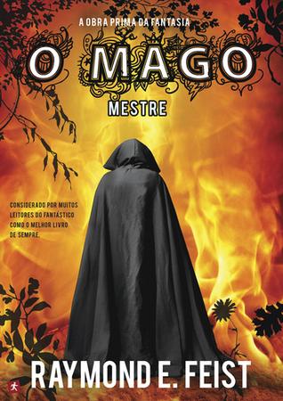 O Mago - Mestre (The Riftwar Saga, #2) Raymond E. Feist