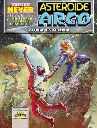 Asteroide Argo n. 7: Zona esterna  by  Bepi Vigna