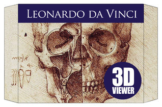 3D Viewer Leonardo da Vinci  by  Claire Bampton