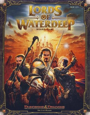 Lords of Waterdeep: A Dungeons & Dragons Board Game Wizards of the Coast