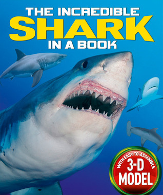 The Incredible Shark in a Book  by  Claire Bampton