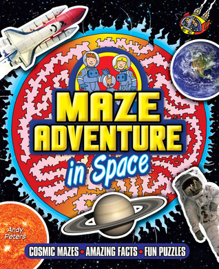 Maze Adventure in Space  by  Andy Peters