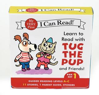 Learn to Read with Tug the Pup and Friends! Box Set 1: Levels Included: A-C Julie M.  Wood