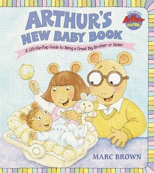 Arthurs New Baby Book Marc Brown