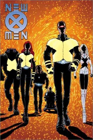 New X-Men, Volume 1 Grant Morrison