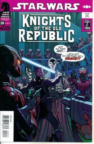 Star Wars - Knights of the Old Republic #20 : Daze of Hate Part Two  by  John Jackson Miller