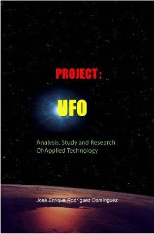 Project: UFO José Enrique Rodríguez Domínguez