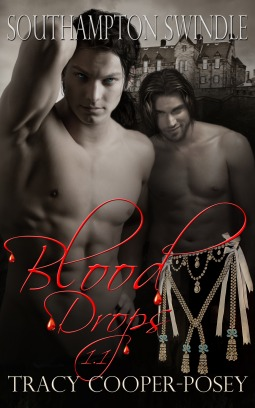 Southampton Swindle - Blood Drops (The Blood Stone #1.1)  by  Tracy Cooper-Posey