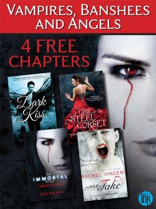 Vampires, Banshees and Angels – 4 FREE Paranormal reads to sink your teeth into  by  Julie Kagawa