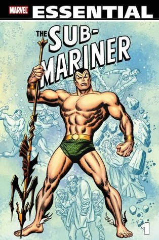 Essential Sub-Mariner, Vol. 1 Stan Lee