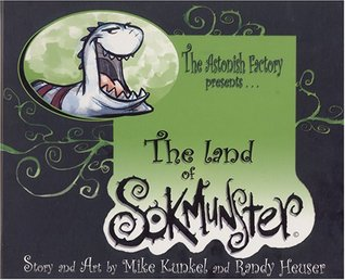 The Land of Sokmunster  by  Mike Kunkel