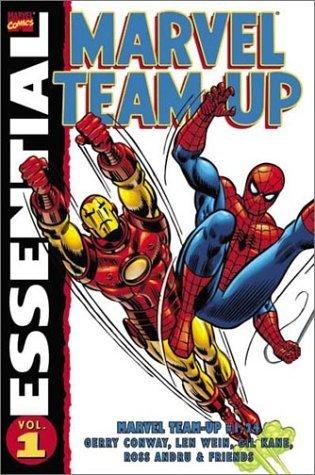 Essential Marvel Team-Up, Vol. 1  by  Roy Thomas