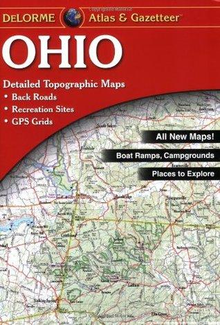 Ohio Atlas & Gazetteer DeLorme