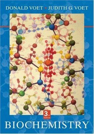 D. Voets Biochemistry 3rd (Third) edition (Biochemistry [Hardcover])(2004) D. Voet