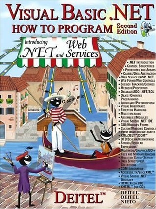 Visual Basic.NET How to Program, Second Edition  by  Harvey M. Deitel