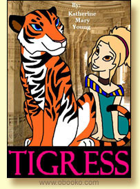 Tigress  by  Katherine Mary Young