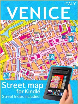 Map of Venice  by  Digital Maps